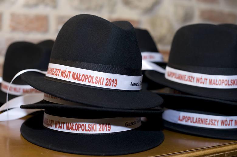 Burmistrz i wójt potęgą są i basta! Za nami gala rozdania nagród w akcji Najpopularniejszy Wójt i Burmistrz Małopolski 2019 [ZDJĘCIA]