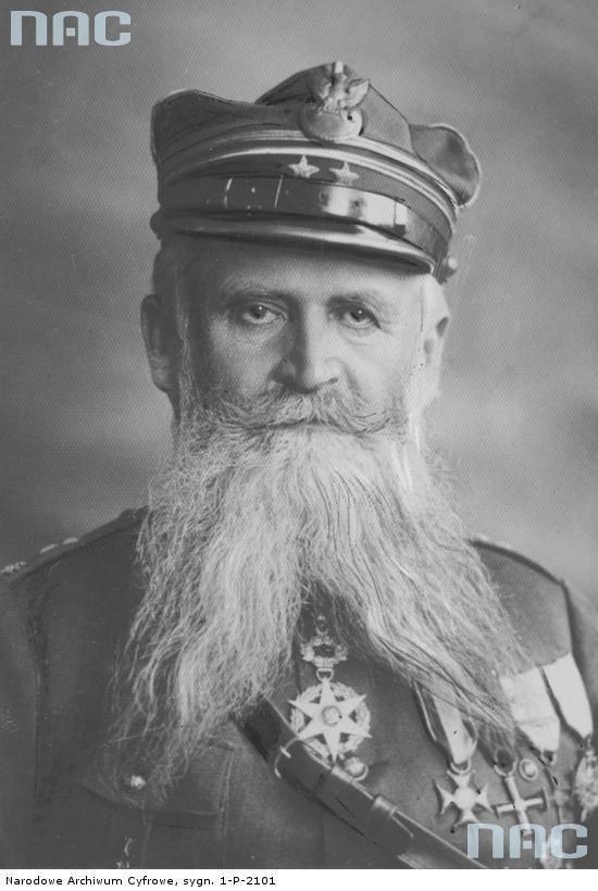 Ignacy Mielżyński - hrabia, uczestnik powstania wielkopolskiego