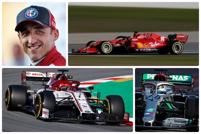 Wszystkie zespoły Formuły 1 rozpoczęły przedsezonowe testy, prezentując wcześniej swoje maszyny na 2020 r. Zobacz bolidy i składy najszybszych na świecie