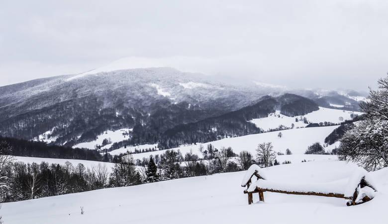 Zima może być piękna, a już na pewno jest piękna w Bieszczadach. Nasz fotoreporter zrobił niesamowite zdjęcia, zobaczcie sami!