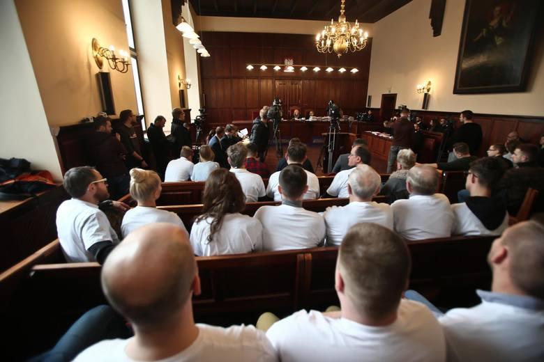 Proces apelacyjny ws. śmierci Igora Stachowiaka. Jaki wyrok usłyszą policjanci?