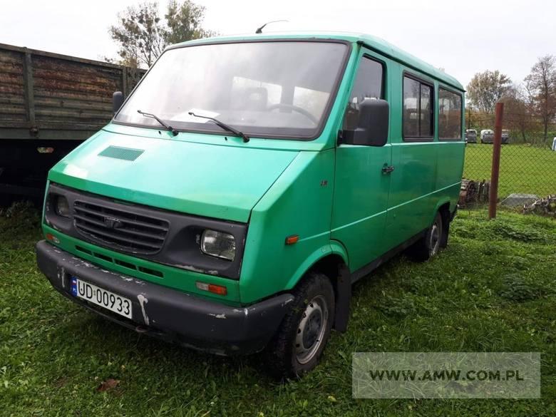 Mikrobus LUBLIN 3314 2,4 4TC90Cena:2500 zł