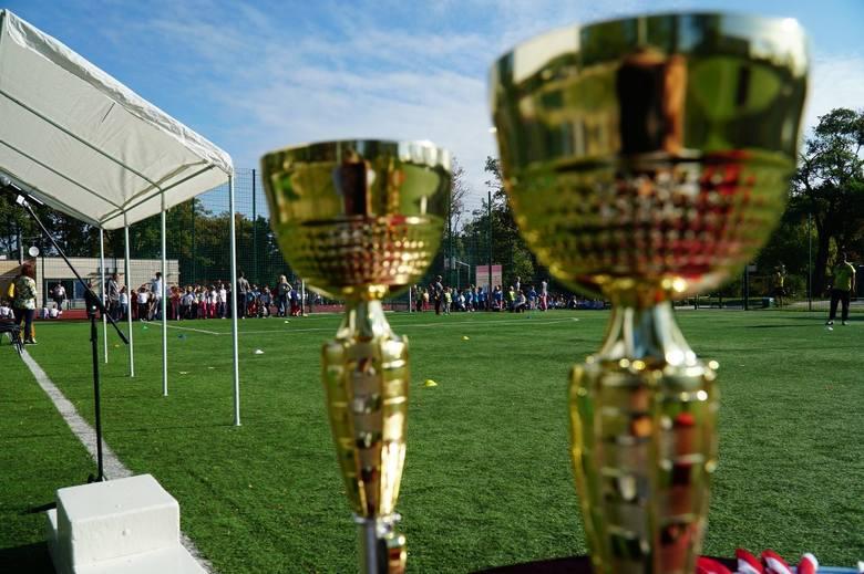 Ponad 450 dzieci wzięło w piątek udział w 13. olimpiadzie sportowej przedszkolaków i uczniów klas pierwszych szkół podstawowych, która odbyła się się
