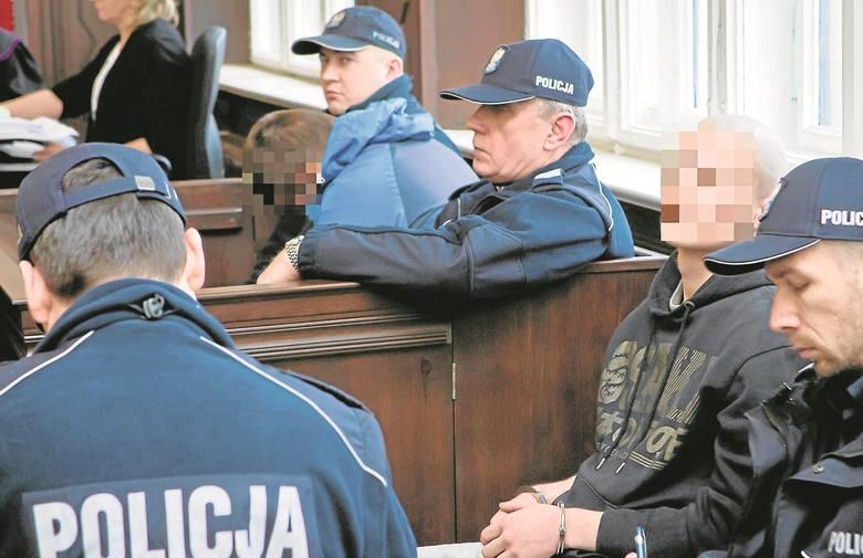 Oskarżeni już na samym początku śledztwa przyznali się do zabójstwa i gwałtu. W procesie nie wykazywali skruchy.