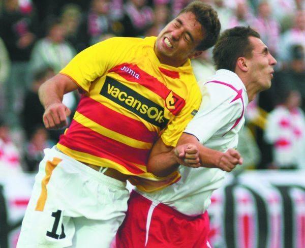 Thiago CionekW Jagiellonii grał od sezonu 2008/09 do jesieni w 2012 roku.