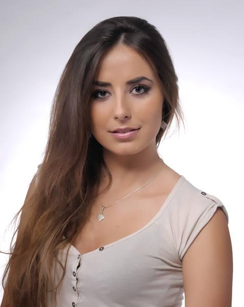 Kandydatki do tytułu Miss Nastolatek Polski Ziemi Pomorskiej 2012