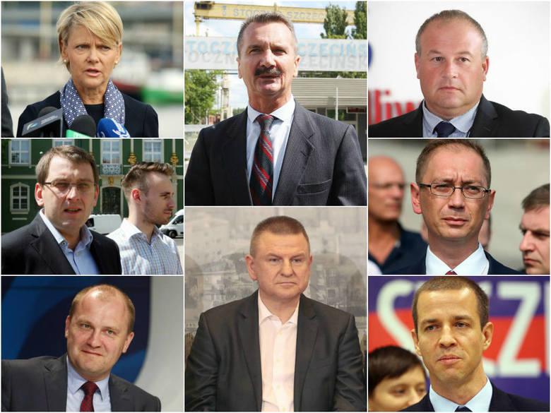 Stadion, aquapark, komunikacja miejska, parkingi... - (prawie) wszystko o kandydatach na prezydenta Szczecina