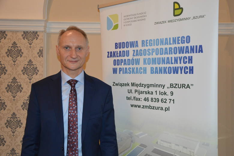 """Ryszard Nowakowski ponownie został wybrany na prezesa ZM """"Bzura"""" w Łowiczu"""