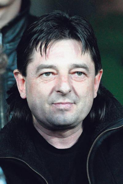 Jacek Ziober grał m.in. w ŁKS
