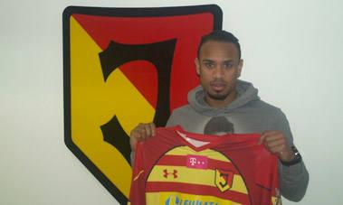 Do Jagiellonii trafił w ostatnim dniu lutego 2014 roku. Zagrał w sparingu rezerw, a potem wyjechał do ojczyzny na leczenie kolana.