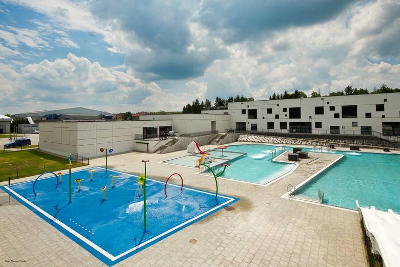 Nowy kompleks basenowy Centrum Rehabilitacji i Sportu w Sanoku jest już gotowy. Wkrótce otwarcie [ZDJĘCIA]