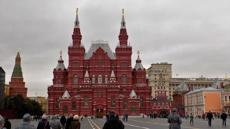 Plac Czerwony.