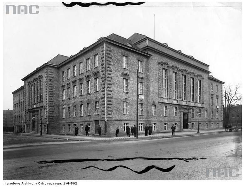 Izba Rzemieślnicza - 1937 rok