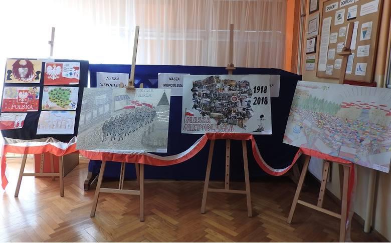 Szkoła Podstawowa w Połańcu uczci setną rocznicę niepodległości w sposób artystyczny. Będą konkursy: plastyczny, poezji i na plakat