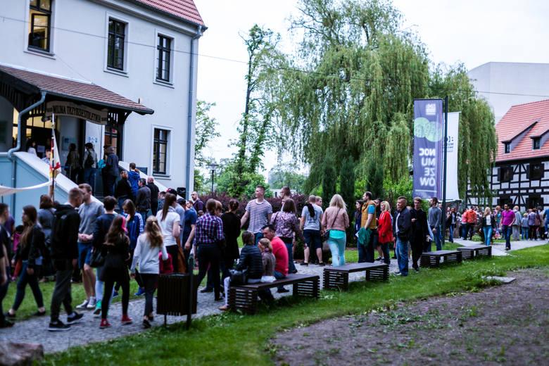Noc Muzeów w Bydgoszczy.