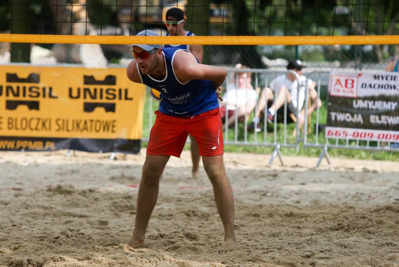 Piach Beach Volley nad Zalewem Zemborzyckim w Lublinie. Zobacz galerię zdjęć z zawodów