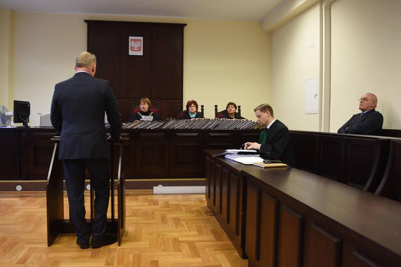 Proces Gawronika: Czemu zaprzecza szef Elektromisu?