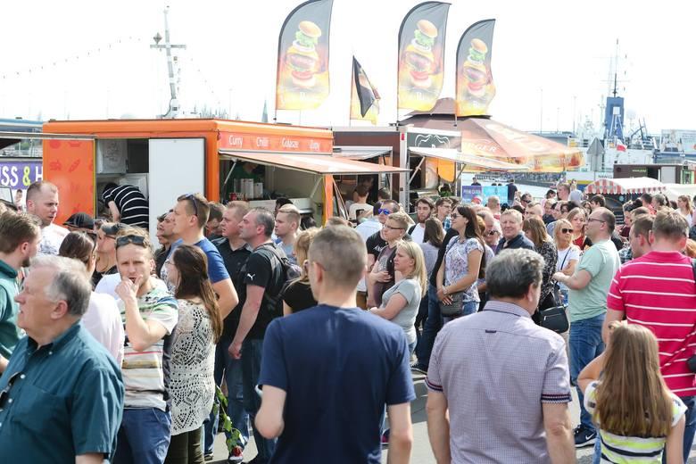 III Festiwal Smaków Food Trucków w Szczecinie.