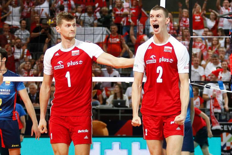 Mistrzostwa Europy siatkarzy. Reprezentacja Polski Vitala Heynena nie dała szans drużynie narodowej Hiszpanii. W hali w Apeldoorn wygrała 3:0. Zobacz,
