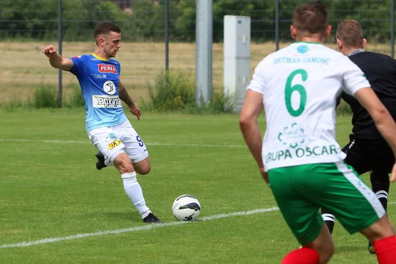 Motor Lublin wygrał z Hetmanem Zamość 2:0 w sparingowych derbach regionu. Zobacz zdjęcia