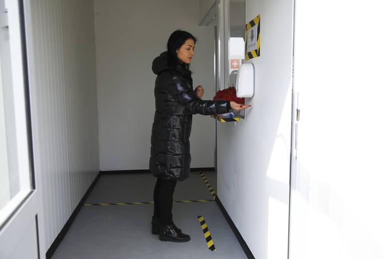 Mobilna Stacja Kontrolna Medicovid