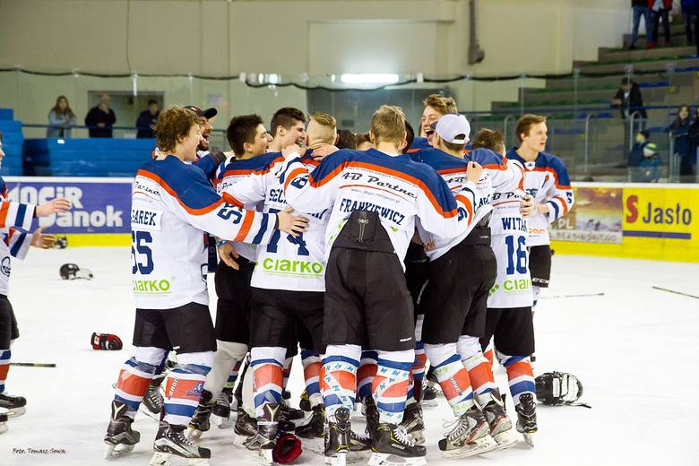 Niedźwiadki Sanok w poprzednim sezonie wywalczyły medale w obu kategoriach juniorskich.