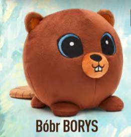 Bóbr Borys: Gang Słodziaków zamiast Gangu Świeżaków. Biedronka rusza z nową akcją lojalnościową - Słodziaki zastąpią Świeżaki