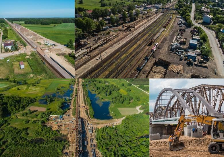 PKP Polskie Linie Kolejowe zaczęły już wartą ponad 500 milionów złotych modernizację odcinka Sadowne - Czyżew. To następny fragment trasy Rail Baltica