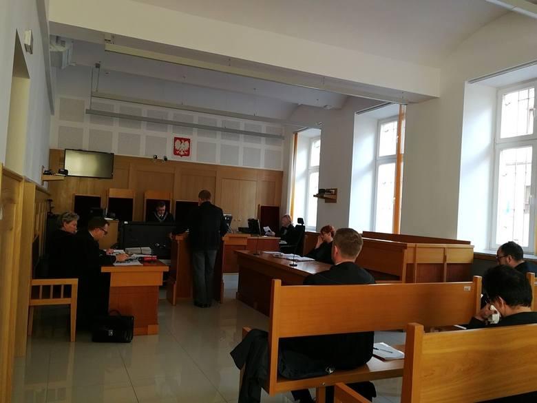 Proces kierowcy Jana S. przed sądeckim sądem