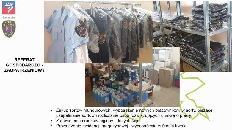 Straż miejska w Szczecinie w 2018 roku. Podsumowanie: Ponad 10 tys. mandatów [WIDEO]