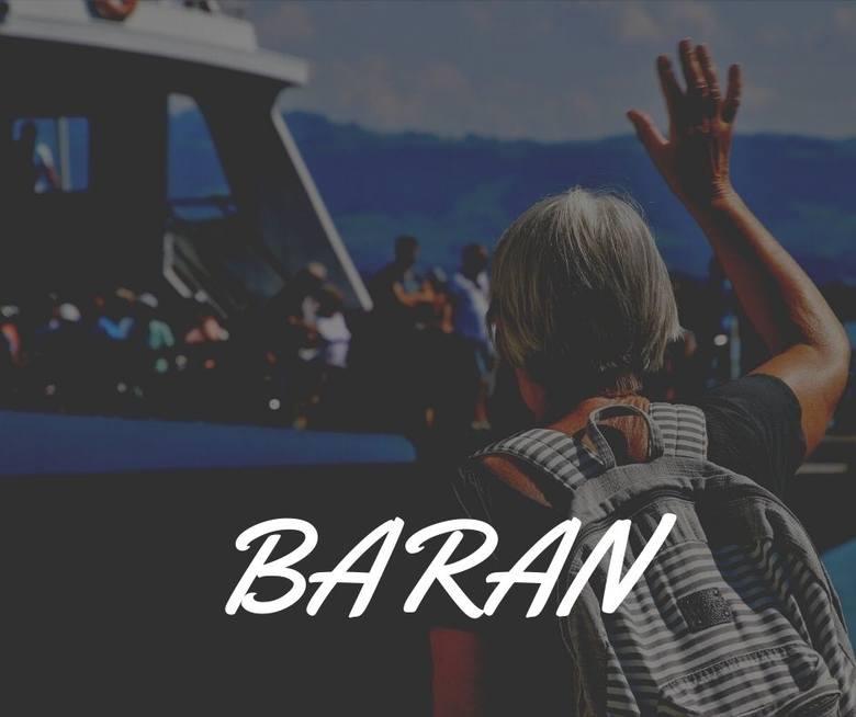 BARANOsoby spod znaku Barana są znane z niecierpliwości i impulsywności. Po przejściu na emeryturę zodiakalne Barany pozostaną tacy sami. Bardzo prawdopodobne,