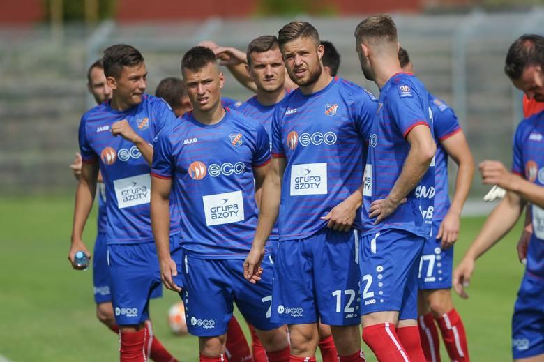 Odra Opole - GKS Bełchatów 1-1