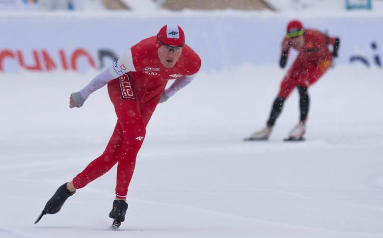 Marcin Bachanek w czwartek wystąpi w wyścigu na 1500 metrów
