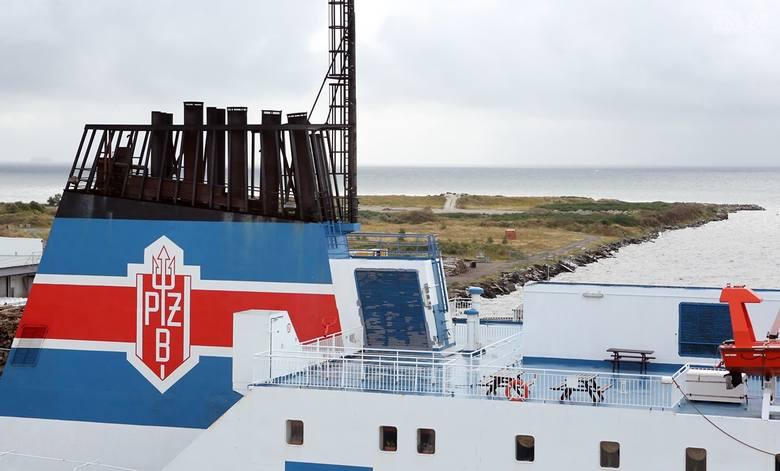 Prom - wielki statek dla ludzi i samochodów. Zaglądamy do środka