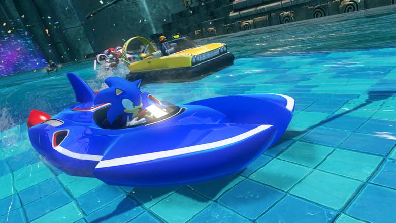 Sonic & All-Stars Racing TransformedSonic & All-Stars Racing Transformed: Postacie, które zobaczymy na ekranie budzą sentymenty i przypominają
