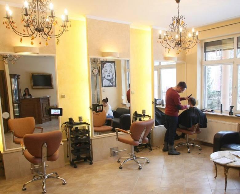 świętokrzyski Laur Piękna 2013 Najlepsze Salony Fryzjerskie W