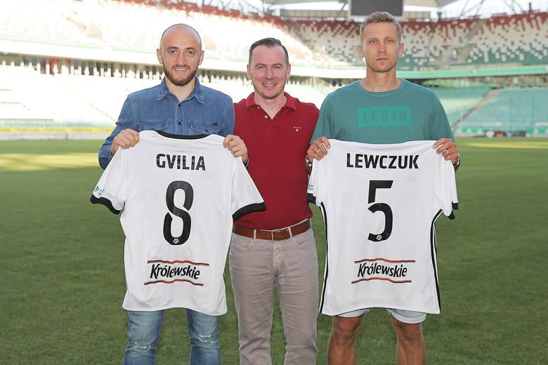 Gwilia i Lewczuk