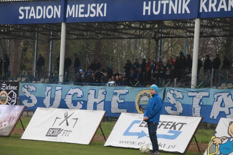 Hutnik Kraków - Stal Kraśnik, kibice