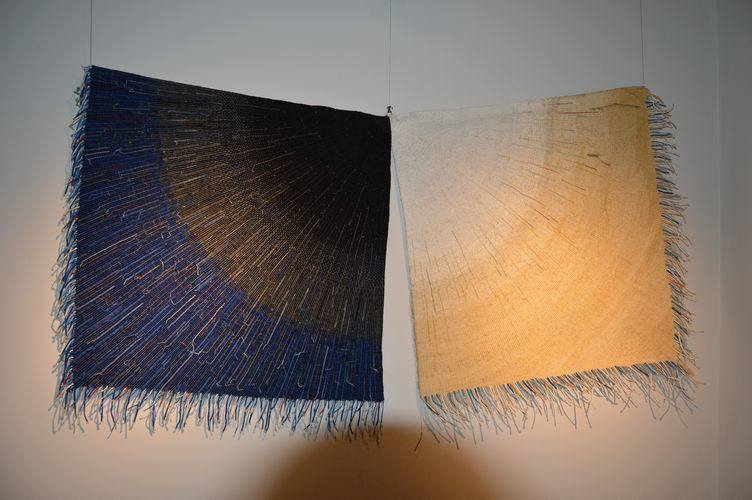 Wernisaż wystawy tkanin w Biurze Wystaw Artystycznych [ZDJĘCIA]