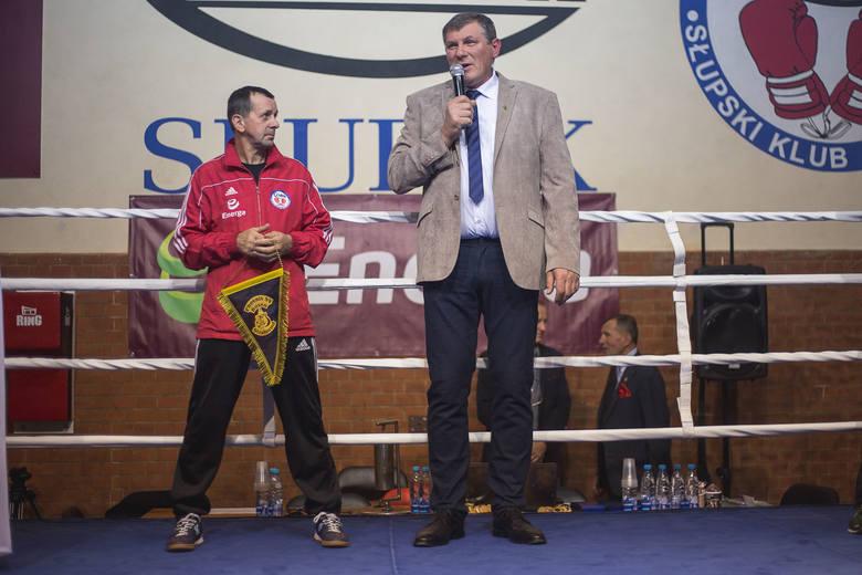 Kolejny międzynarodowy mecz mieli okazję zobaczyć fani boksu w Słupsku. W sobotę w hali przy ulicy Ogrodowej zawodnicy SKB Energa Czarni zmierzyli się