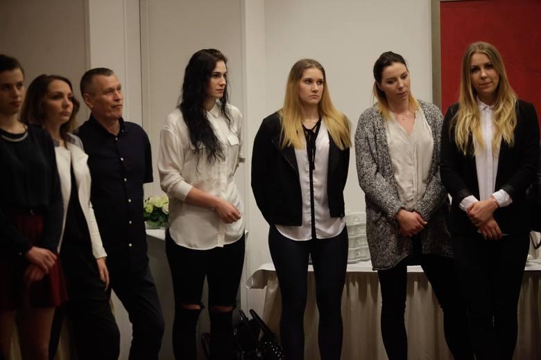 Klub Pałac Bydgoszcz podsumowanie sezonubankiet klubu siatkarek w Hotelu City