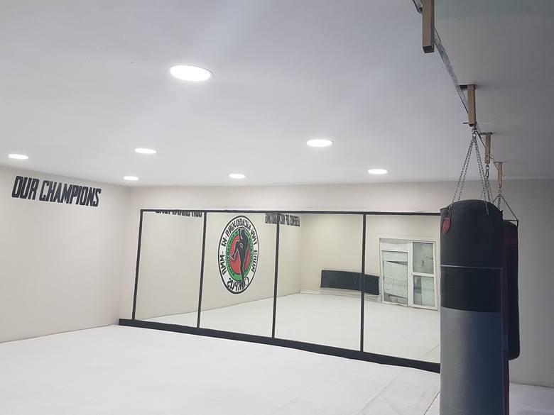 Sala Corpus Gym po remoncie