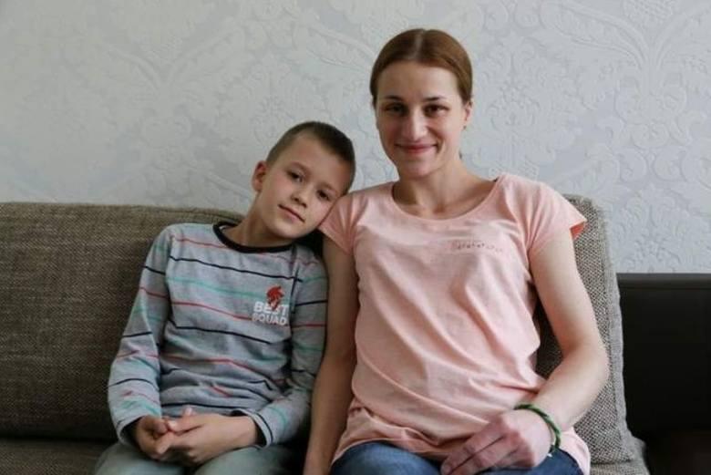 Katarzyna Szutko choruje na jamistość rdzenia. Do końca sierpnia trzeba zebrać 37 tys. zł