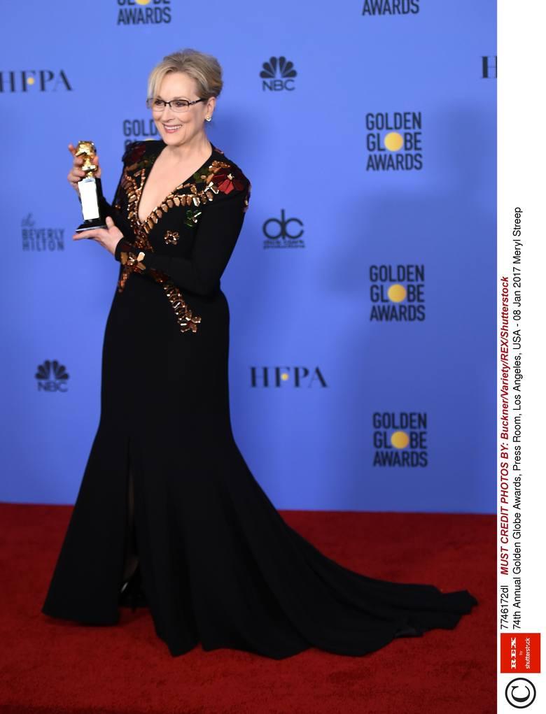 "Meryl Streep w filmie ""Boska Florence"" (2016)"