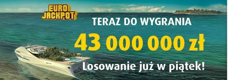 EUROJACKPOT WYNIKI 14.02.2020. Do wygrania 43 mln zł! Losowanie na żywo Eurojackpot 14 lutego 2020 [Eurojackpot numery 14.02.2020]
