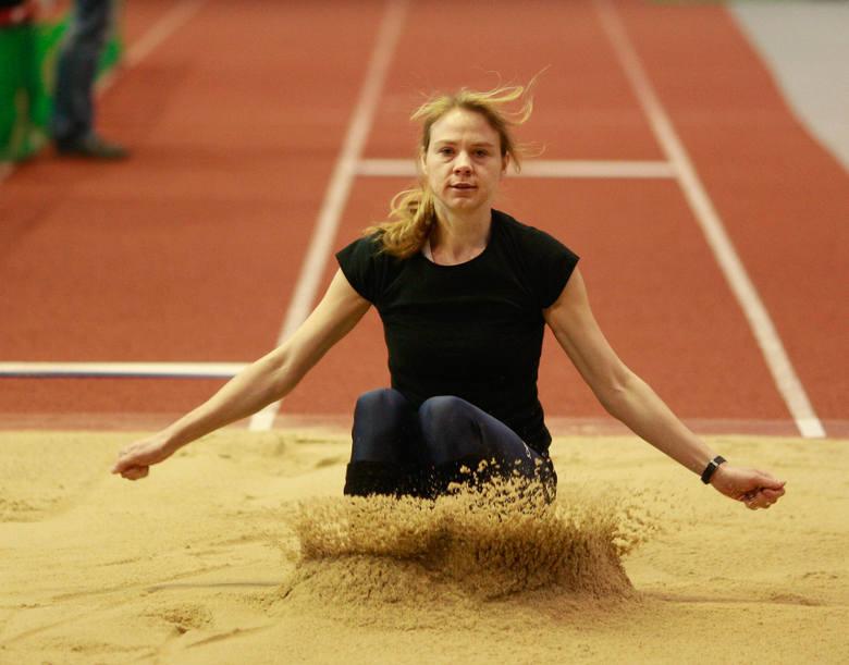 Teresa Dobija znów zdobyła medal w Spale