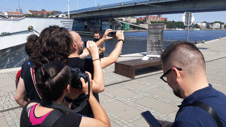 Most Kłodny w Szczecinie już stoi! Na razie tylko wirtualnie [WIDEO, WIZUALIZACJE, ZDJĘCIA]