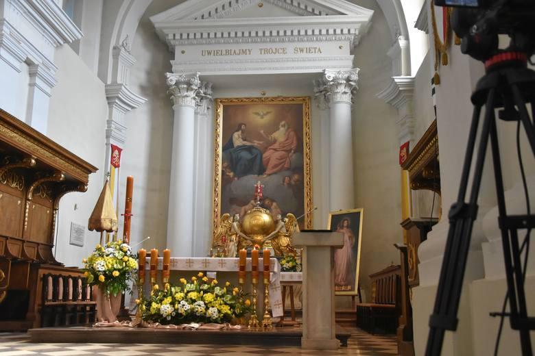 W sanktuarium i klasztorze na Świętym Krzyżu doszło do sporych zmian. Odeszli ojciec Dariusz Malajka, rektor Bazyliki Mniejszej pod wezwaniem Trójcy