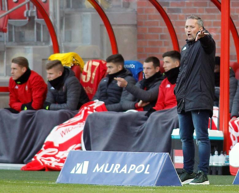 Trener piłkarzy Widzewa Marcin Broniszewski: Wszyscy musimy udowodnić, że zasługujemy na bycie w tym klubie
