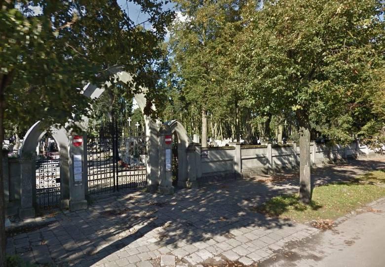 Bandyta wciągnął kobietę za bramę cmentarza - tam dotkliwie ją pobił i okradł! Horror rozegrał się na ul. Kilińskiego ok. godz. 16. Pabianiczanka wracała